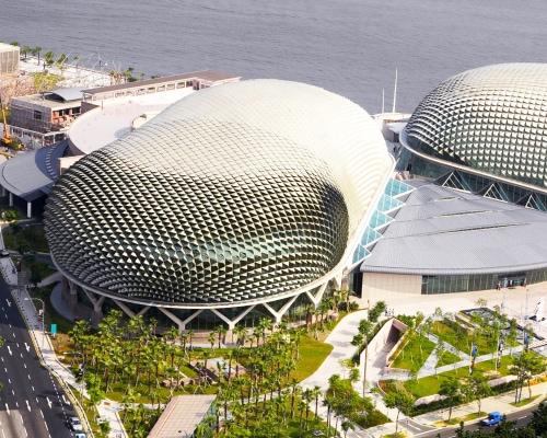 Esplanade Theatres on the Bay